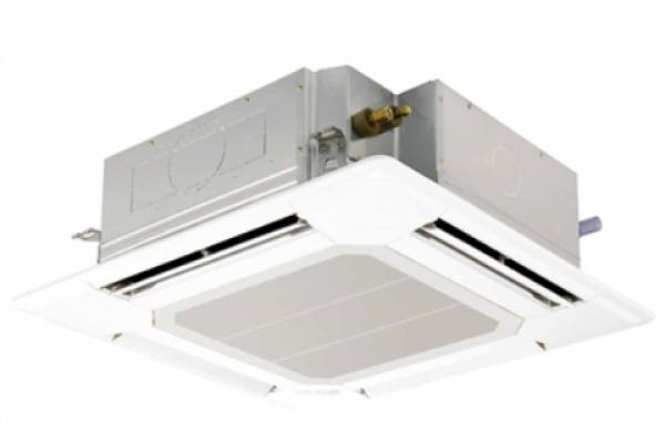 Mitsubishi Ceiling Cassette 4-Way Flow
