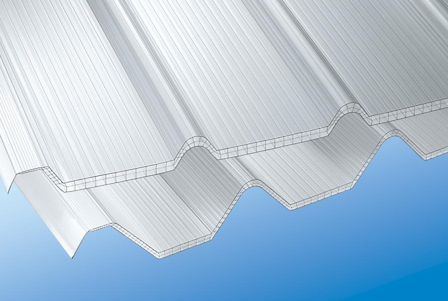 Sotecnisol materiais chapas perfiladas de policarbonato - Placa de policarbonato precio ...